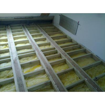 statische Ertüchtigung Fußboden