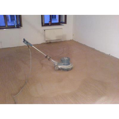 Fußbodenvorbereitung